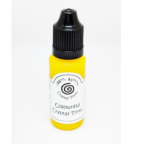 **NEW** Cosmic Shimmer® Crystal Tints - Yellow Citrine