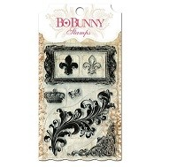 Bo♥Bunny® Clear Stamps - Flourishes & Such