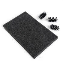 Sizzix Replacement Die Brush Heads & Foam Pad for Wafer-Thin Dies