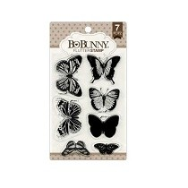 Bo♥Bunny® Clear Stamps - Flutter Stamp