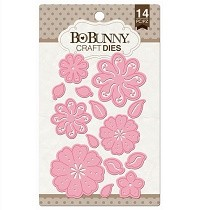 Bo♥Bunny® Die Set - Perfect Petals (14 pcs)