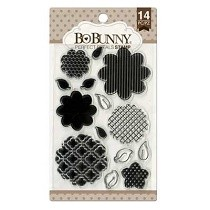 Bo♥Bunny® Clear Stamps - Perfect Petals