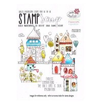 Polkadoodles® Stamp Soup DL Stamp Set - Little Kingdom