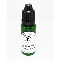 **NEW** Cosmic Shimmer® Crystal Tints - Green Emerald