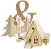 MDF 3D Home Decor Kits