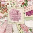 "First Edition® Designer Paper Pad 6"" x 6"" - Rose Garden (64 sheets)"