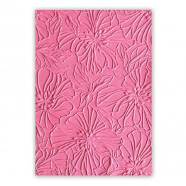 Sizzix® 3-D Textured Impressions™ Embossing Folder - Azaleas by Courtney Chilson®