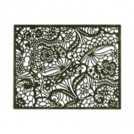 Sizzix® Thinlits™ Die - Intricate Lace by Tim Holtz®