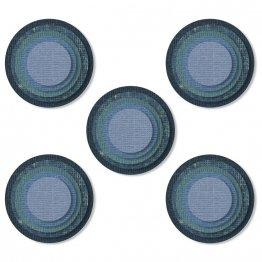 Sizzix® Thinlits™ Die Set 25PK - Stacked Tiles, Circles by Tim Holtz®