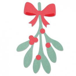 Sizzix® Bigz™ Die - Mistletoe Leaves by Jen Long®