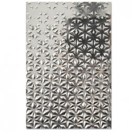 Sizzix® 3-D Textured Impressions™ Embossing Folder - Star fall by Georgie Evans®