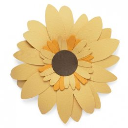 Sizzix® Bigz™ Die - Sunflower by Olivia Rose®