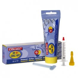 Collall® Coll Kit 3D -  Odourless Glue with Tools Included