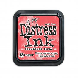 Tim Holtz® Distress Ink Pad - Abandoned Coral