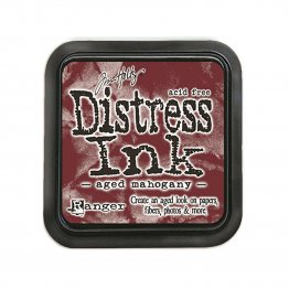 Tim Holtz® Distress Ink Pad - Aged Mahogany