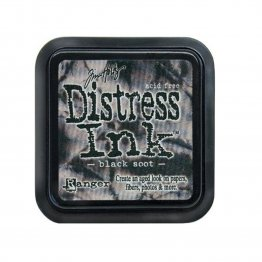 Tim Holtz® Distress Ink Pad - Black Soot