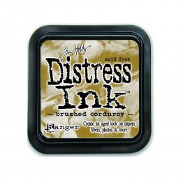 Tim Holtz® Distress Ink Pad - Brushed Corduroy