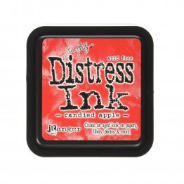 Tim Holtz® Distress Ink Pad - Candied Apple