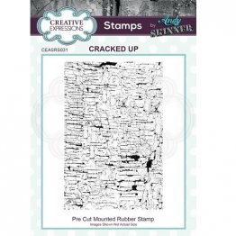 Creative Expressions® Stamps by Andy Skinner® - Cracked Up