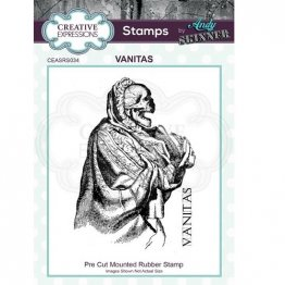 Creative Expressions® Stamps by Andy Skinner® - Vanitas