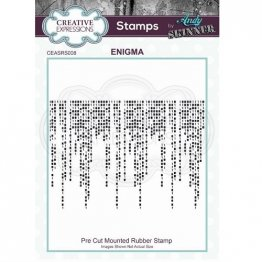 Creative Expressions® Stamps by Andy Skinner® - Enigma