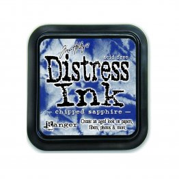 Tim Holtz® Distress Ink Pad - Chipped Sapphire
