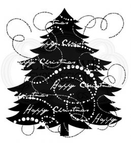 Woodware® Clear Magic Singles - Fir Tree