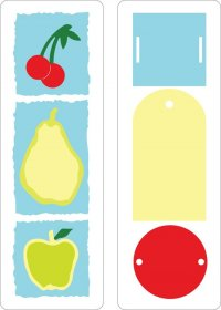 Cuttlebug® Die Bundle 2x6 - Fruit & Tags