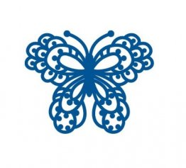 Marianne D Creatables - Lace Butterfly #1