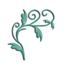 Cheery Lynn Designs® Die - Tropical Flourish