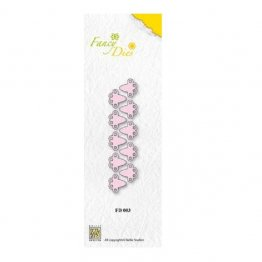 Nellie Snellen Fancy Die - Shapes Daisy