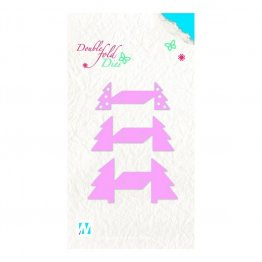 Nellie's Double Fold Die - Xmas Tree