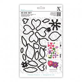 Xcut® Die Set (24 pcs) - Flowers