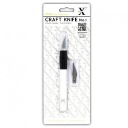Xcut Craft Knife & 4 Replacement Blades