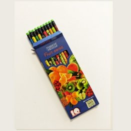 Treewise Pencils™ HB #2 Extra Dark Writing Pencils - Fruit Series