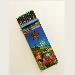 Treewise Pencils™ HB #2 Extra Dark Writing Pencils - Animal Series