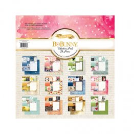 Bo♥Bunny® 12 x 12in Collection Pack - Calendar Girl