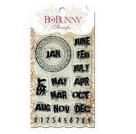 Bo♥Bunny® Clear Stamps - On This Day