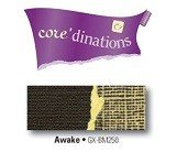 Core'dinations® Black Magic 12x12 cardstock, 20 sheets - Awake