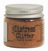Tim Holtz® Distress Glitter - Rusty Hinge