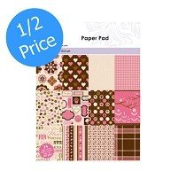 cArt-Us® So Sweet Collection - 6 x 6 Paper Pack (24 pcs)