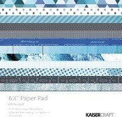 "KaiserCraft® 6.5"" Paper Pad - Off The Wall"