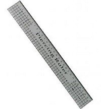 Creative Expressions® Clear Acrylic Piercing Ruler