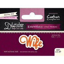 Die'sire™ Essentials, Only Words - Wife