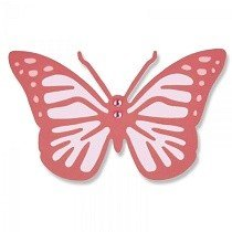Sizzix® Thinlits™ Die - Intricate Vintage Butterfly by Sophie Guilar™