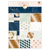DoCrafts® Opulent Forever Friends™ Collection - A5 Paper Pack (32 pcs)