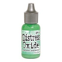 Tim Holtz® Distress Oxide Re-Inker - Cracked Pistachio