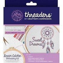 Threaders™ Embroidery Kit - Dream Catcher