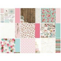 KaiserCraft 12x12 Double Sided Paper Selection - Miss Betty (9 pcs)