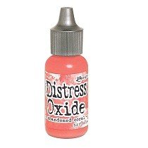 Tim Holtz® Distress Oxide Re-Inker - Abandoned Coral